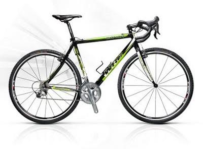 Imagen de Bicicleta CONOR 960BI2CCUL CICLOCROSS ULTEGRA