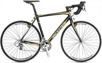 Imagen de Bicicleta ciclocross SCOTT CX Team