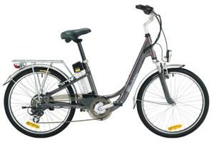 Imagen de Bicicleta eléctrica Monty E-45