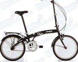 Imagen de Bicicleta plegable OYAMA EAST VILLAGE 3VEL